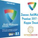 Zemana AntiMalware Premium 2017 Crack Keygen Download