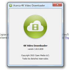 4K Video Downloader 4.3.1 Crack + License Key Download