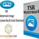 TSR Watermark Image Pro 3.5 License Key & Crack Download