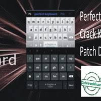 Perfect Keyboard Pro 8.1 Crack Keygen & Patch Download