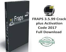 fraps 3.5 99 crack