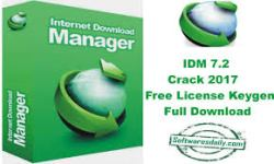 IDM 7.2 Crack 2017 Free License Keygen Full Download