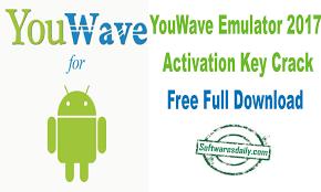 YouWave Emulator 2017 Activation Key Crack Free Full Download
