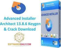 Advanced Installer Architect 13.8.6 Keygen & Crack Download