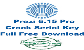Prezi 6.15 Pro Crack Serial Key Full Free Download