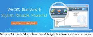 WinISO Crack Standard v6.4 Registration Code Full Free