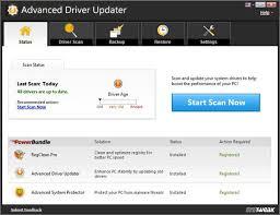 Advanced Driver Updater 2017 Crack License Keys Full Download