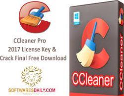 CCleaner Pro 2017 License Key & Crack Final Free Download