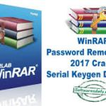 WinRAR Password Remover Tool 2017 Crack Serial Keygen Download