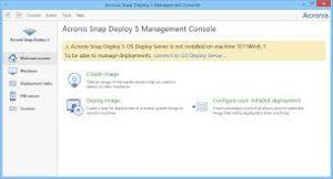Acronis Snap Deploy 5.0 Crack Serial Key Free Download