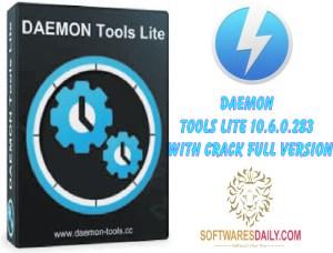 DAEMON Tools Lite 10.6.0.283 With Crack Full Version