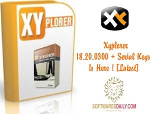 XYplorer 18.20.0300 + Serial Keys Is Here ! [Latest]