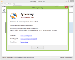 Syncovery Pro Enterprise 7.8c Build 535 + Serial Key Download