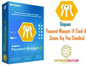 Steganos Password Manager 18 Crack & License Key Free Download
