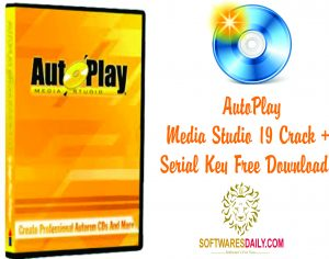 AutoPlay Media Studio 19 Crack + Serial Key Free Download