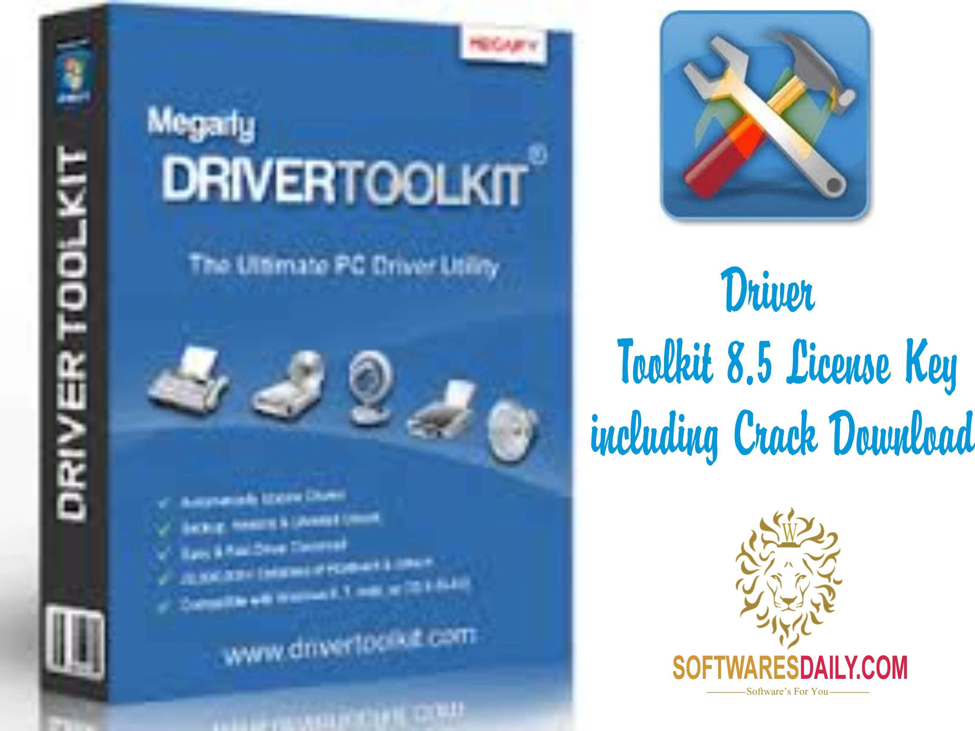 Driver Toolkit 8 9 Crack Full License Key Including Download Latest