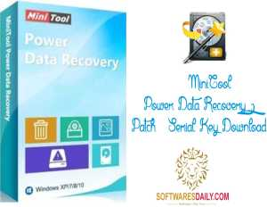 MiniTool Power Data Recovery 7.5 Patch & Serial Key Download