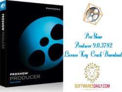 ProShow Producer 9.0.3782 License Key & Crack Download