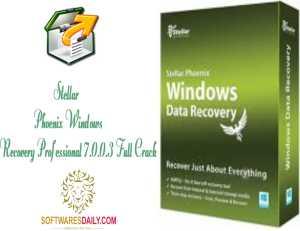 Stellar Phoenix Windows Recovery Professional 7.0.0.3 Full Crack