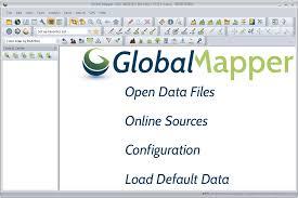 Global Mapper 19.0.0 Full Keygen + Activator Latest Download