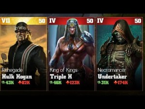 WWE Immortals 2.6 APK For Android Full Free Download