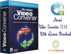Movavi Video Converter 17.1.0 With License Download
