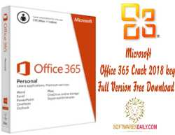 Microsoft Office 365 Crack 2018 key Full Version Free Download