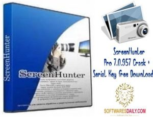 ScreenHunter Pro 7.0.957 Crack + Serial Key Free Download