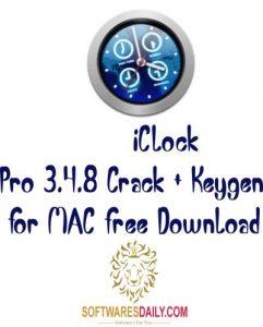 iClock Pro 3.4.8 Crack + KeyGen For MAC Free Download