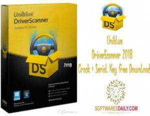 Uniblue DriverScanner 2018 Crack + Serial Key Free Download