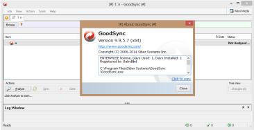 GoodSync Enterprise 10.9.22.2 Crack Full Serial Key Latest {Updated}