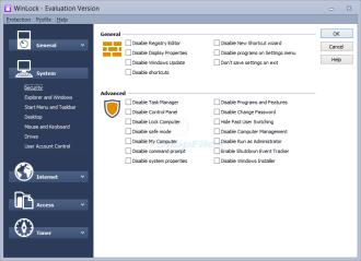 WinLock Crack 8.1.2 with Registration Key