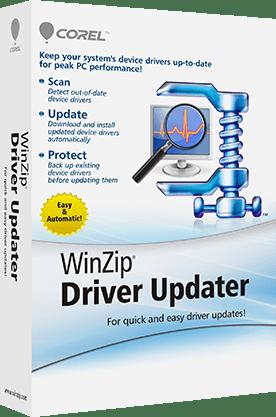 WinZip Driver Updater 5.27.3.14 Crack