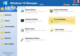 Windows 10 Manager 3.4.1 Crack & Serial Key Download