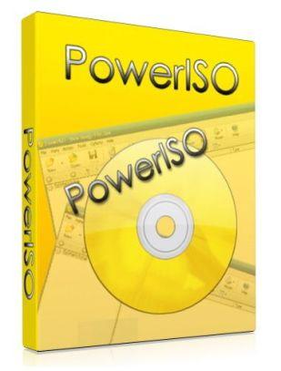 PowerISO 6.9 Crack
