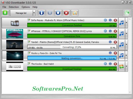 VSO Downloader 5.0.1.54 Crack