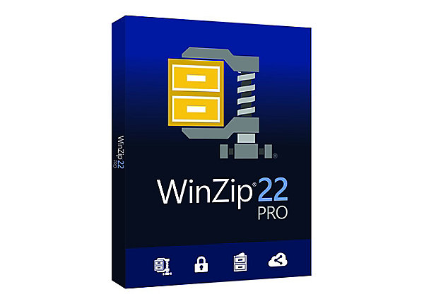 WinZip PRO 22 Crack
