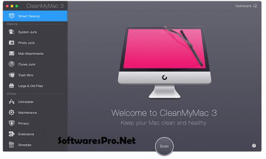 leanMyMac 3.9.9 Crack