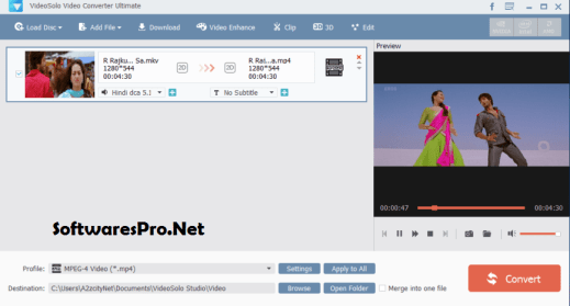 VideoSolo Video Converter Ultimate Keygen