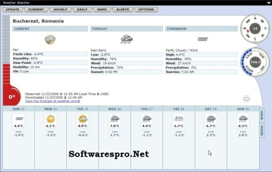 Weather Watcher Live Download