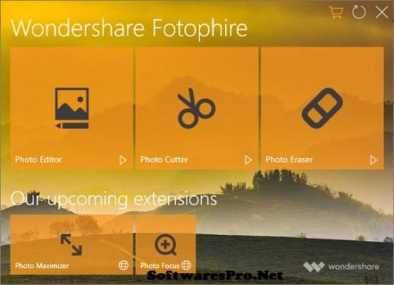 Wondershare Fotophire 1.3.1 Crack