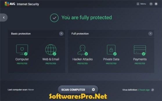 AVG Internet Security 2020 Crack