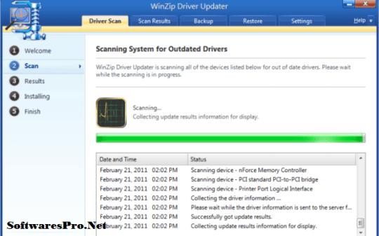 WinZip Driver Updater Keygen
