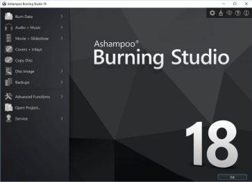 Ashampoo Burning Studio Free Download