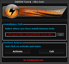 DAEMON Tools Ultra Serial Key