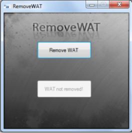 Removewat 2.6.6