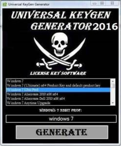 Universal Keygen Generator Online
