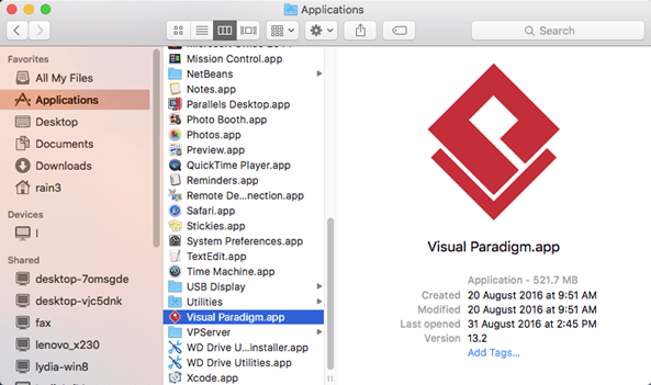 visual paradigm project viewer is a program that allows you to view the content of - Visual Paradigm Viewer