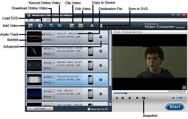 Wondershare Video Converter Activation key
