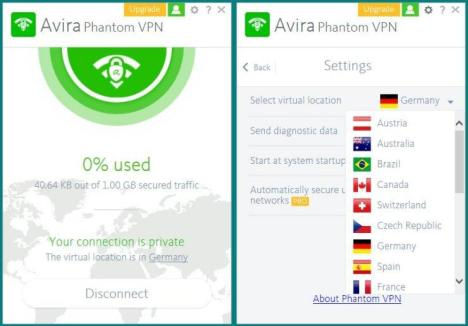 Avira Phantom VPN APK